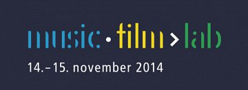 Music-film>lab 14th-15th of November 2014 in the former silent film theater Delphi in Berlin